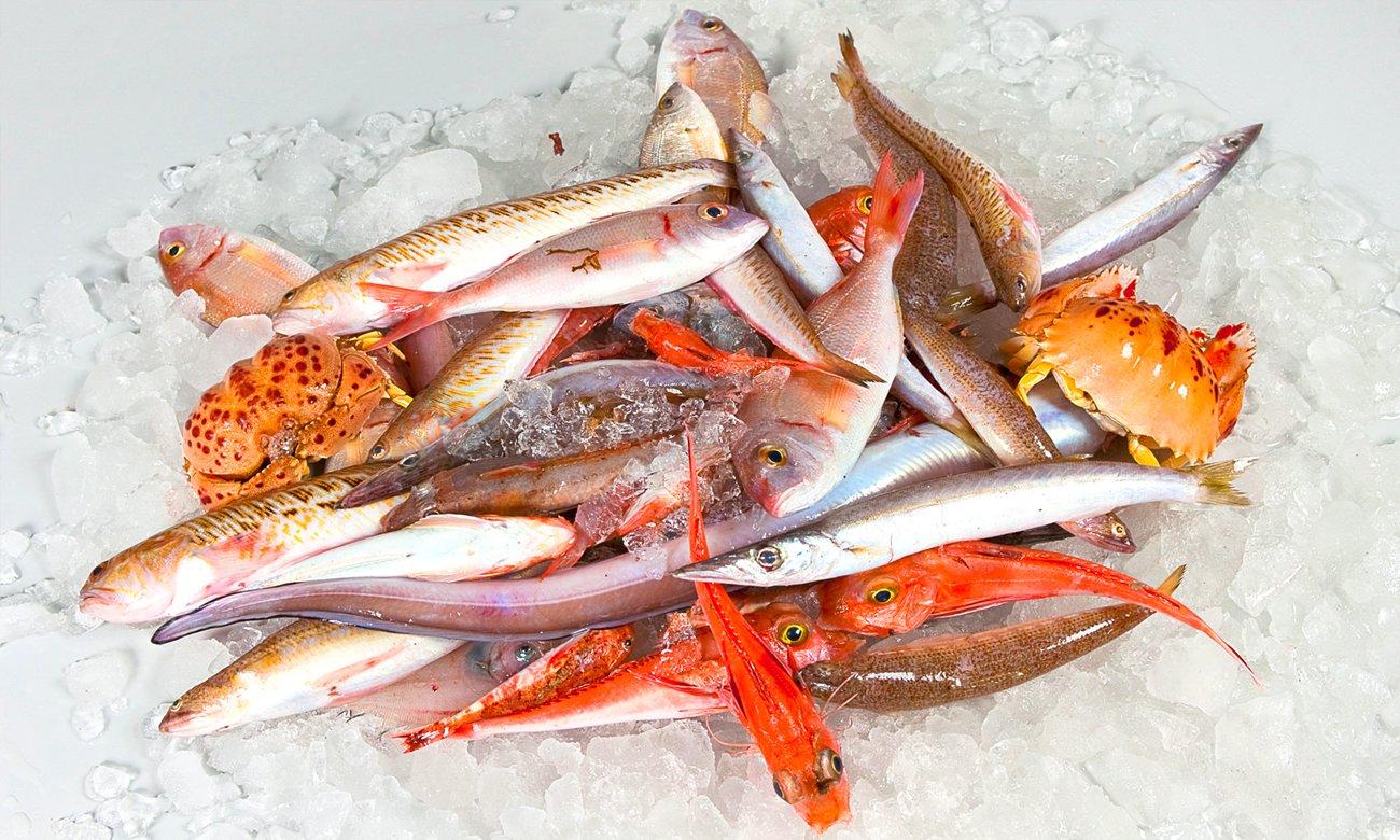 Peix per brou